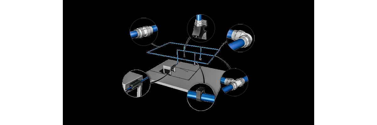 铝合金管道系统